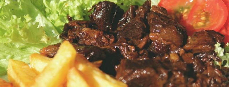 Hachee (Dutch stewed steak)